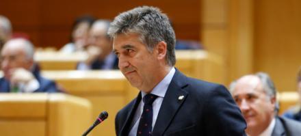 """Cosidó: """"Sánchez no puede poner en cuestión la soberanía nacional por quedarse en La Moncloa"""""""