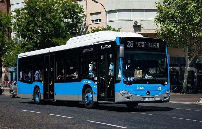 Más autobuses para 22 líneas de EMT