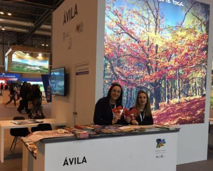 La Diputación de Ávila realiza un balance positivo de su paso por Fitur