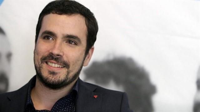 """Alberto Garzón anuncia su """"deseo de presentarme como candidato de IU"""" a las elecciones del 28A"""