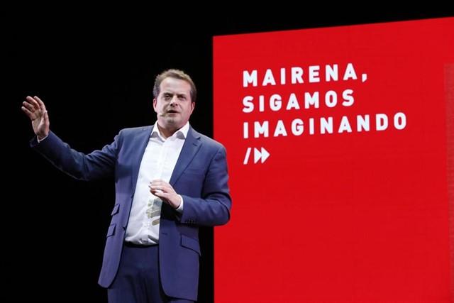 26M.- Conde propone conectar los barrios de Mairena con el metro y un centro de desarrollo en el colegio mayor en Sevilla