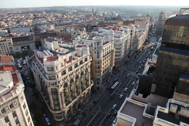 La ciudad de Madrid, cada vez más atractiva para los inversores
