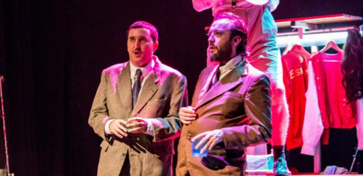 La obra teatral 'Herederos del Ocaso' y el musical 'La Dama y el Vagabundo', propuestas para esta semana en el Gran Teatro de Huelva