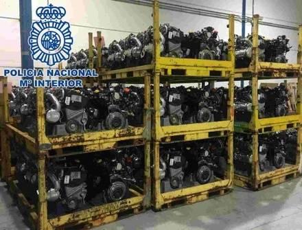 Desarticulado un grupo dedicado al robo de camiones en áreas de descanso