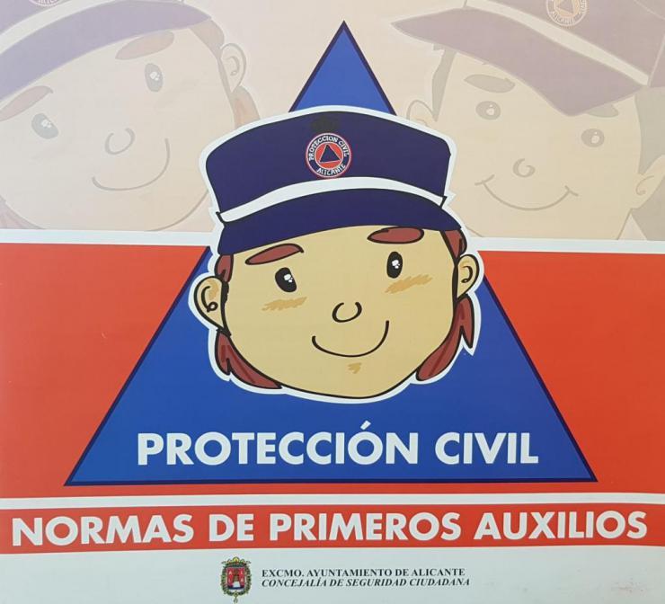 Campaña escolar para formar a alumnos y alumnas de primaria en primeros auxilios