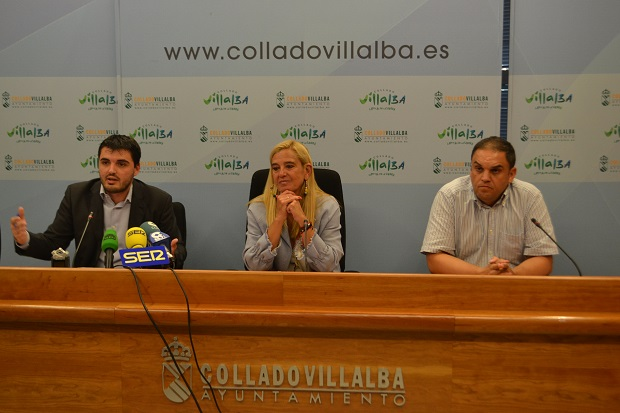 El Ayuntamiento de Collado Villalba invertirá en los próximos meses 2,5 millones de euros en mejorar la ciudad