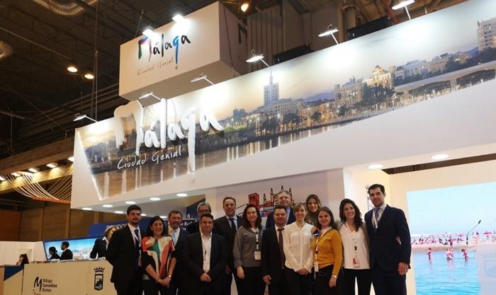 Málaga cierra la Fitur con más de 400 citas con las que espera alcanzar los 550.000 viajeros nacionales