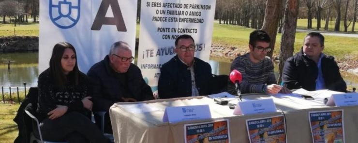 Naturávila acogerá la III Carrera Solidaria a favor de la Asociación Párkinson Ávila el 6 de abril