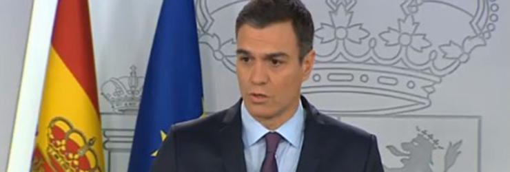 Sánchez reconoce a Guaidó pero pide elecciones libres en el menor tiempo posible