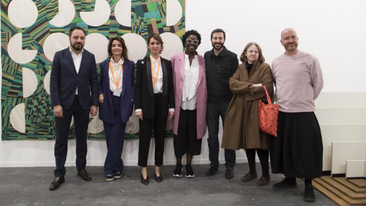 Premiamos en ARCO las obras de Asunción Molinos Gordo y Mercedes Azpilicueta