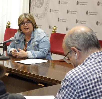 Arrancan los cursos de formación para desempleados en Granada