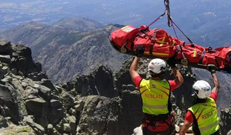 Auxiliado un menor tras herirse al caer de un caballo en el cerro del Telégrafo en Villatoro