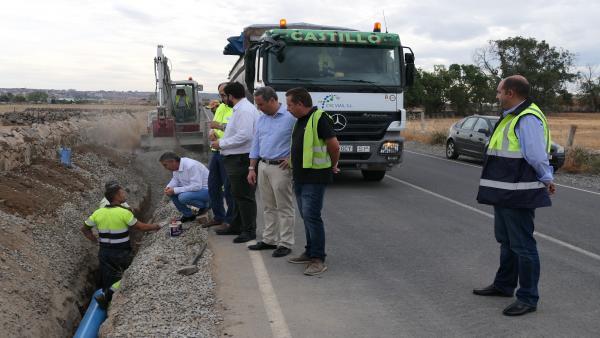 Los nuevos sondeos de Ávila paliarán las escasas reservas de agua al suministrar 96.000 litros a la hora