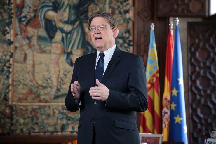 Ximo Puig inicia una campaña para apoyar la candidatura al Nobel de Francis Mojica y Avelino Corma