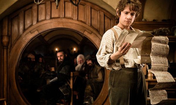 Primer trailer de El Hobbit